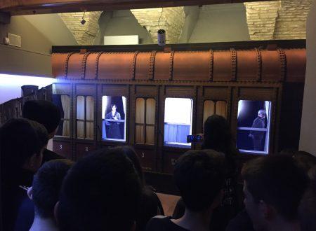 """I """"migranti"""" di Recanati. Classi dell'Istituto Tecnico Cuppari-Salvati in visita al Museo dell'Emigrazione"""